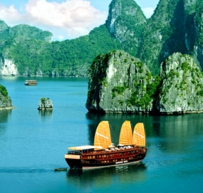 Светлините на Виетнам и Камбоджа с почивка на На Чанг