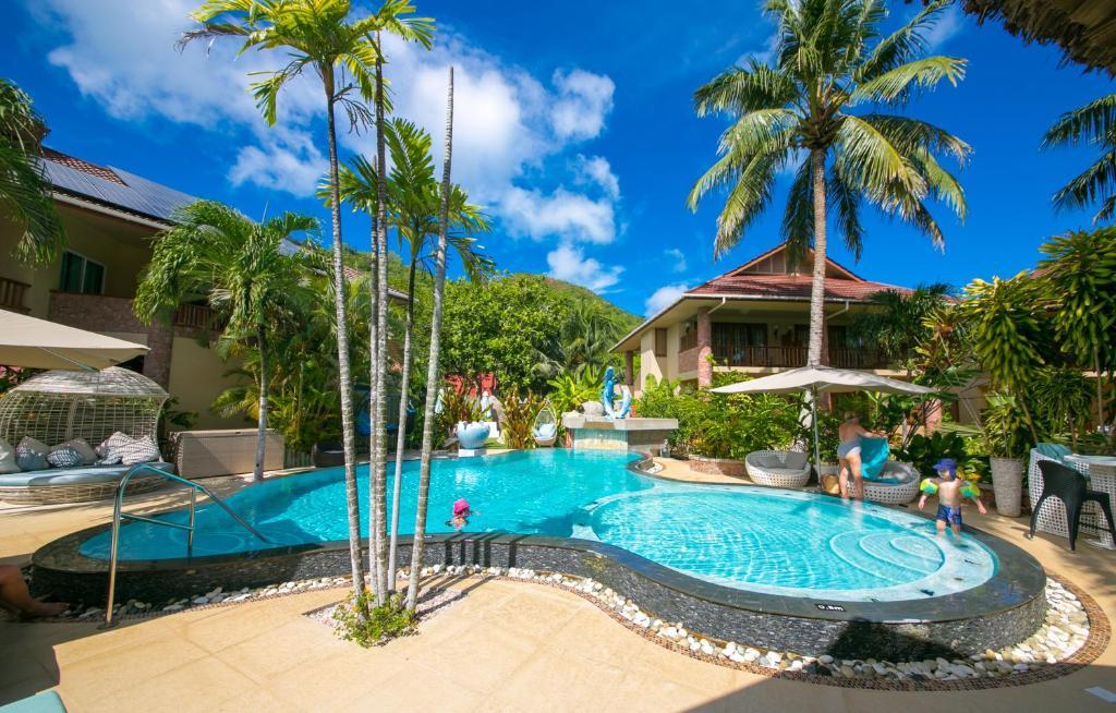 Почивка на Сейшелите Hotel Le Duc de Praslin Seychelles 4*