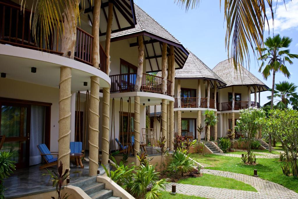 Почивка на Сейшелите Les Lauriers Eco Hotel Seychelles 4*