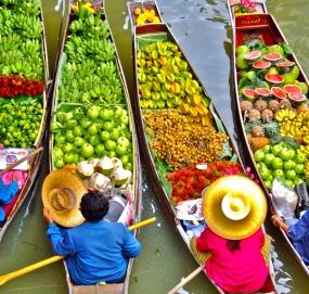 """Тайланд """"От хармонията на Север през Банкок и до Патая"""