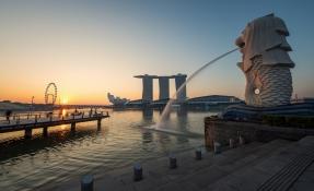 Нова Година Сингапур
