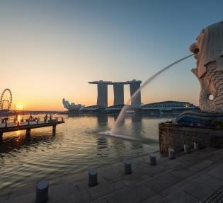 Нова година в Сингапур - Градът на бъдещето