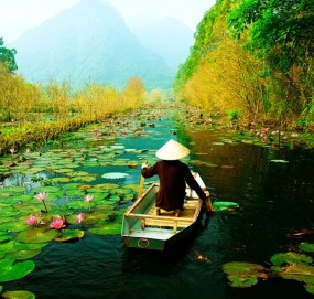 Очарованието на Индокитай - Виетнам, Камбоджа и Лаос