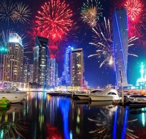 Нова Година Дубай 5Н от 30.12.2018