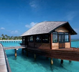 The Sun Siyam Iru Fushi Luxury Resort Maldives 5*