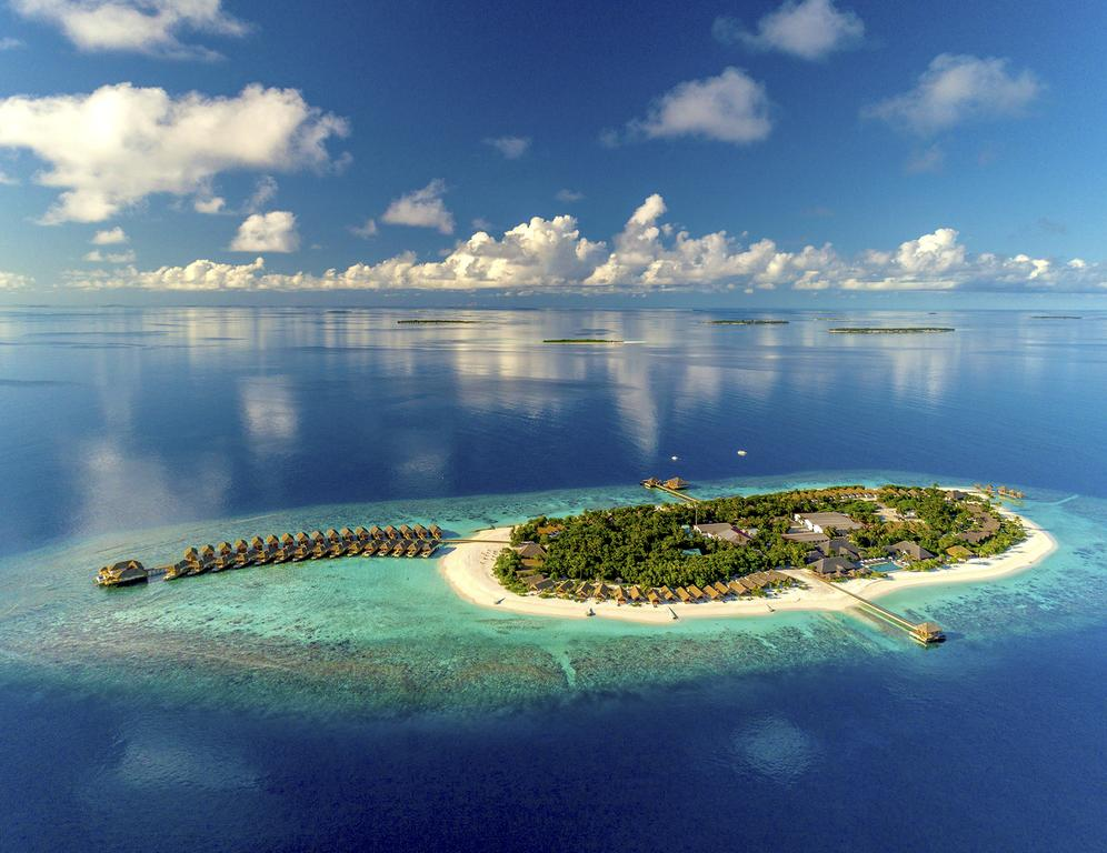 Hotel Kudafushi Maldives 5* All inclusive resort