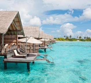 Нова Година 2020 на Малдиви