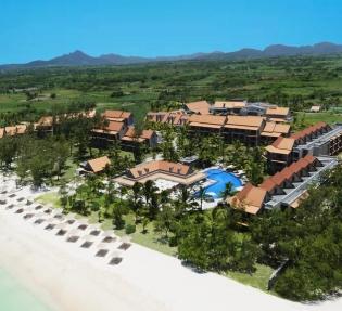 Hotel Maritim Crystals Beach Mauritius 4*