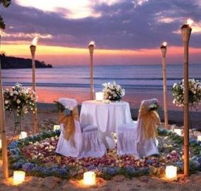 Меден месец на остров Бали