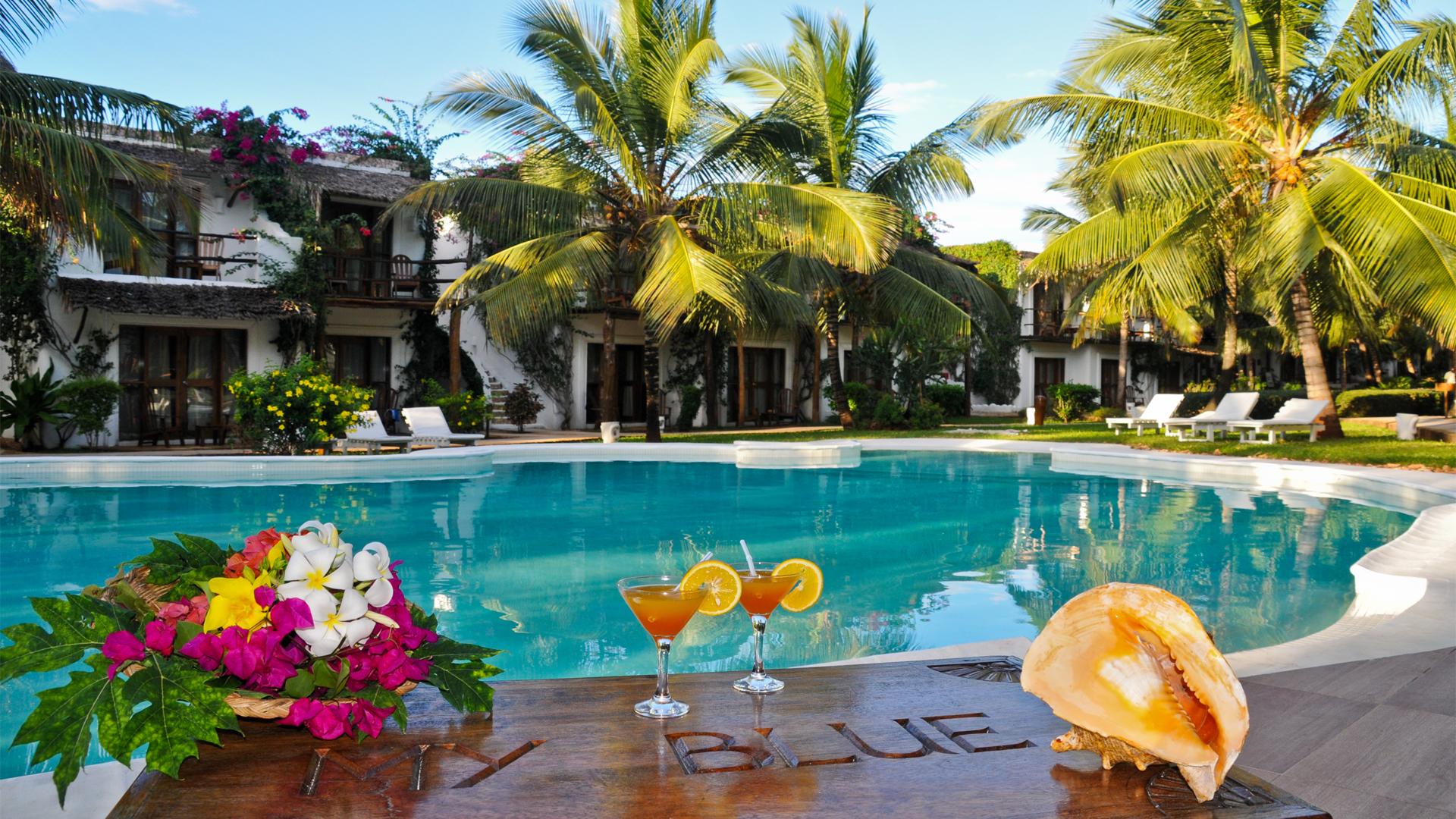 Почивка на остров Занзибар 2020 - Hotel My Blue Hotel Zanzibar 4*