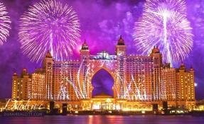 Нова Година Дубай