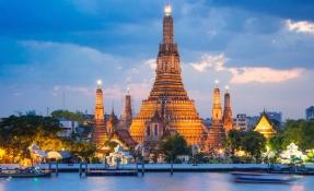 Нова Година Тайланд