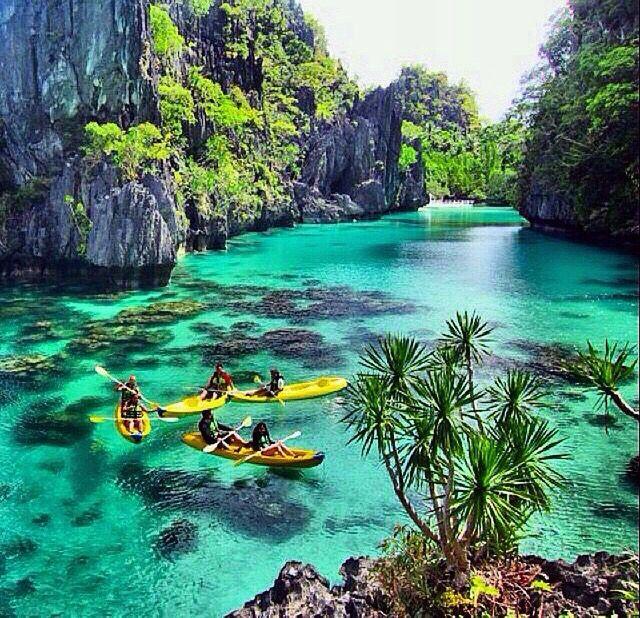 Почивка на Филипините - Манила и Боракай